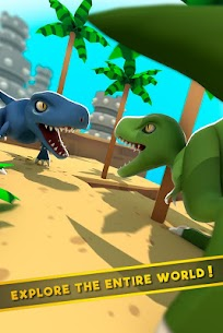Dinos World Jurassic: Alive For Windows 7/8/10 Pc And Mac | Download & Setup 2