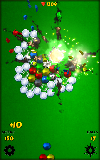 Magnet Balls PRO Free: Match-Three Physics Puzzle screenshots 23
