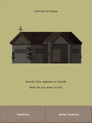 u2622 The Wanderer - Post-Apocalyptic RPG Survival  screenshots 11