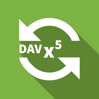 DAVx⁵ – CalDAV & CardDAV Sync client v3.3.11-beta2-gplay