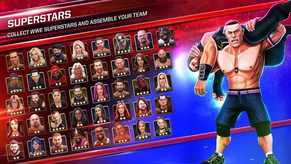 WWE Mayhem poster 3