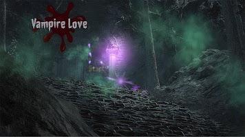 Vampire Love. Castle escape