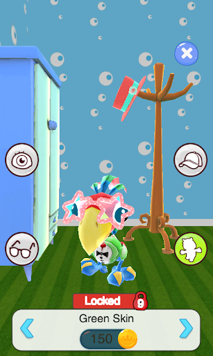 Talking Bird apkpoly screenshots 6