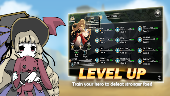 How to hack Re:Archer - Idle Anime RPG (Early Access) for android free