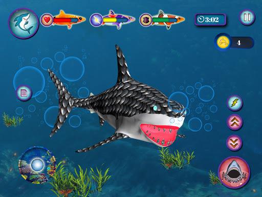 Ocean Shark Simulator u2013 Animal Attack Simulator 0.1 screenshots 6