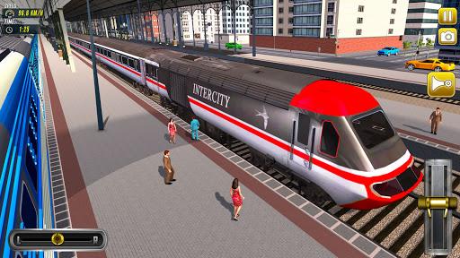 Train Driving Simulator 2020: New Train Games  screenshots 3