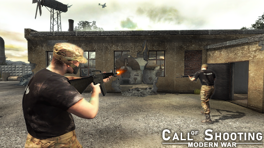 Call of FPS Shooting Modern Sniper Duty Ops Hack Cheats (iOS & Android) 1