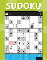 screenshot of Best Sudoku free