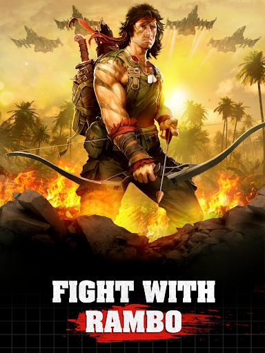 Rambo Strike Force  screenshots 13