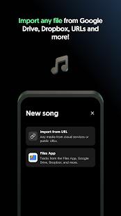 Moises: AI Music Editor + Vocal/Instrument Remover 1.6.5 Screenshots 5