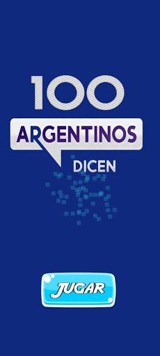 100 Argentinos Dicen  screenshots 1
