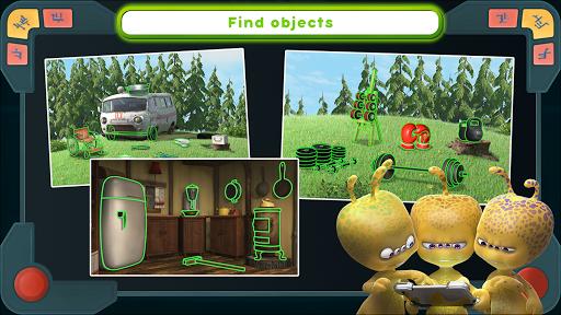 Masha and the Bear: We Come In Peace! 1.1.4 Screenshots 13