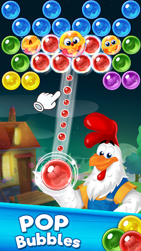 Farm Bubbles Bubble Shooter Pop 3.1.01 screenshots 1