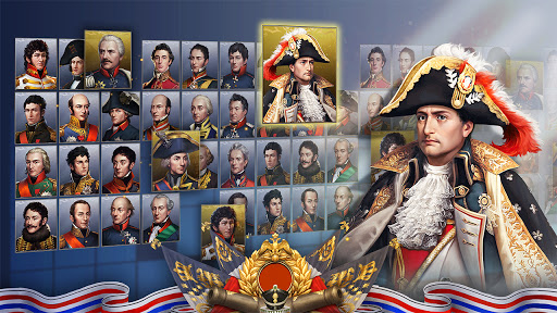 Grand War: Napoleon, Warpath & Strategy Games  screenshots 14