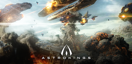 ASTROKINGS : Space Starships