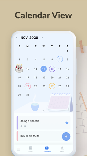 To-Do List - Schedule Planner & To Do Reminders android2mod screenshots 5