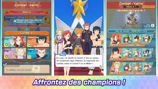 Pokémon Masters EX screenshots apk mod 1