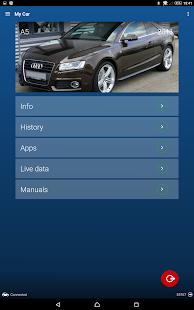 OBDeleven car diagnostics screenshots 22