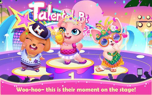 Talented Pet Beach Show 1.0.2 screenshots 8