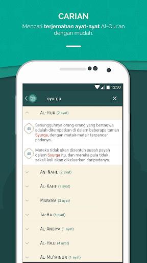 Al Quran Melayu 2.6.85 Screenshots 7