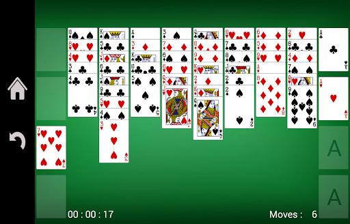 FreeCell Solitaire 1.20 Screenshots 12