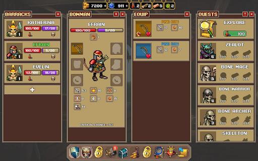 Royal Merchant: Shop Sim RPG 0.882 screenshots 9