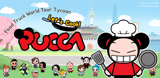 Let's Cook! Pucca : Food Truck World Tour modavailable screenshots 1