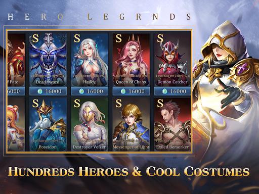 Hero Legends: Summoners Glory  screenshots 14
