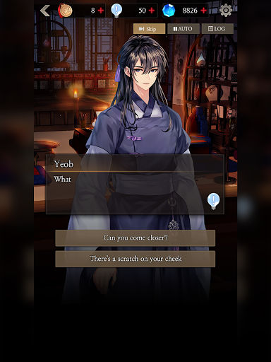 Time Of The Dead : Fantasy Romance Thriller Otome 1.1.0 screenshots 16