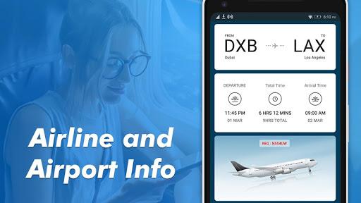 Flight Tracker-Plane Finder, Flight status & Radar 1.15 Screenshots 17