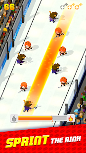 Blocky Hockey Screenshot