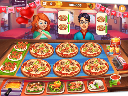 Cooking Crush: New Free Cooking Games Madness android2mod screenshots 11