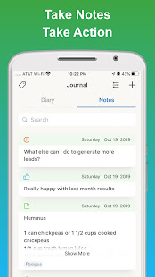 Productivity - Daily Routine GTD Task List Planner