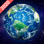 Live Earth & Satellite - Earth map & Satellite map