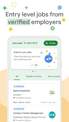 Kormo Jobs by Google: Find jobs & grow your career 2.4.0 screenshots 1
