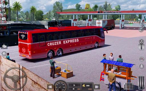 City Coach Bus Driving Sim 2 : Bus Games 2020  screenshots 5