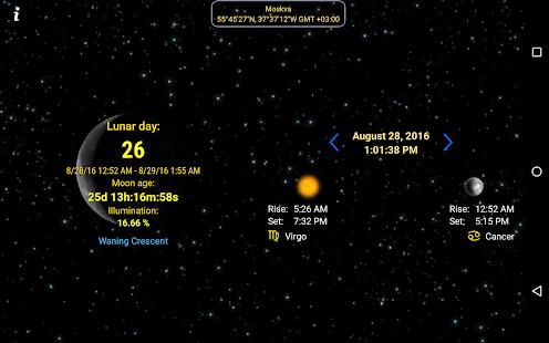 Moon Calendar 3.0 Screenshots 10