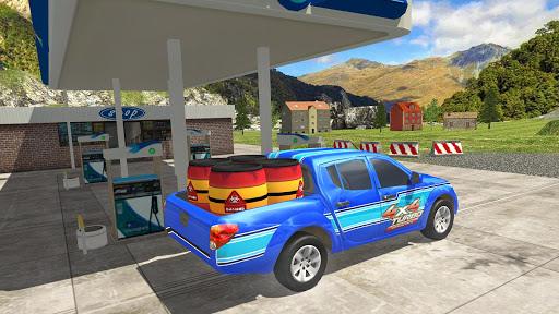 Offroad Pickup Truck Cargo Duty 2.0 Screenshots 11