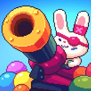 Rabbit Island  Brick Crusher Blast