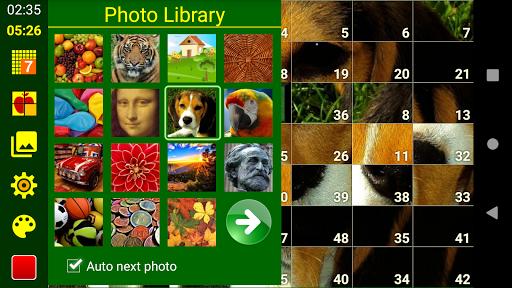 SLIDE PUZZLE 11.0 screenshots 18