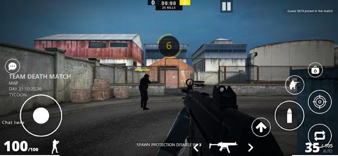SUBG – Shooter Unknown BattleGround Hack for iOS and Android 3
