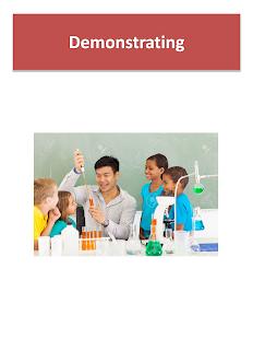 Methods of Teaching - An educational app