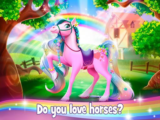 Tooth Fairy Horse - Caring Pony Beauty Adventure  Screenshots 10