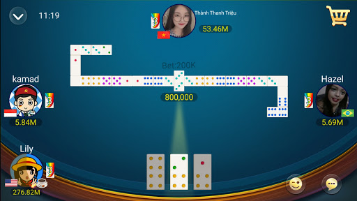 Domino Rummy Poker Slot Sicbo Online card games 4.9.0 screenshots 7