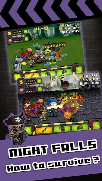 Zombie Killer:Idle Survival Games