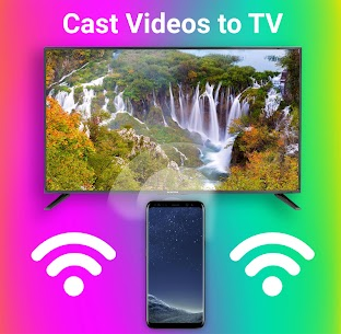 Cast TV for Chromecast/Roku/Apple TV/Xbox/Fire TV (Pro Features Unlocked) 1