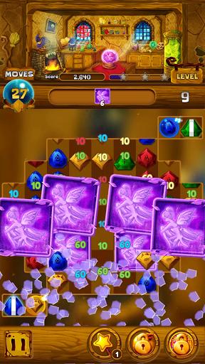 Secret Magic Story: Jewel Match 3 Puzzle android2mod screenshots 2