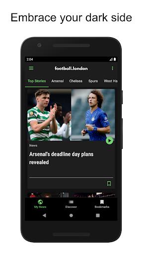 Football.London 5.0.3 screenshots 4