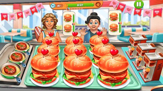 Cooking Crush – العاب طبخ مجانية 2