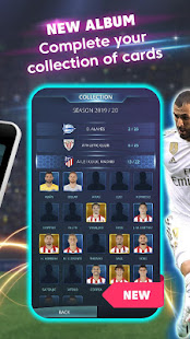 LaLiga Top Cards 2020 - Soccer Card Battle Game